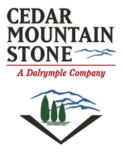Cedar Mountain Stone Logo