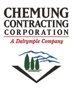 Chemung Contracting Corporation Logo